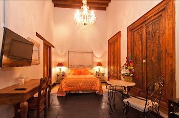 Foto van Hotel Mansion de los Sueños in Patzcuaro