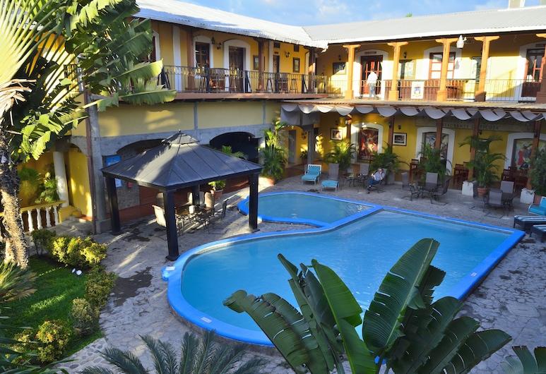 Hotel Antigua Comayagua, Comayagua, Pool