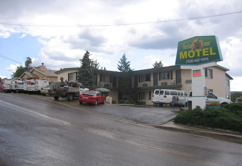 Heritage House Motel, Prescott