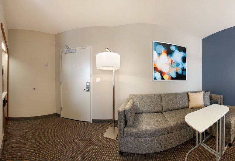 SpringHill Suites by Marriott Houston Northwest, Houston, Studio, 1 giường cỡ king và sofa giường, Phòng