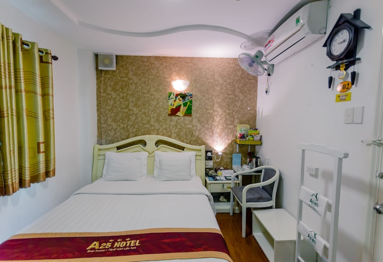 A25 Hotel - Nguyen Cu Trinh, ホーチミン, スタンダード ダブルルーム, 部屋