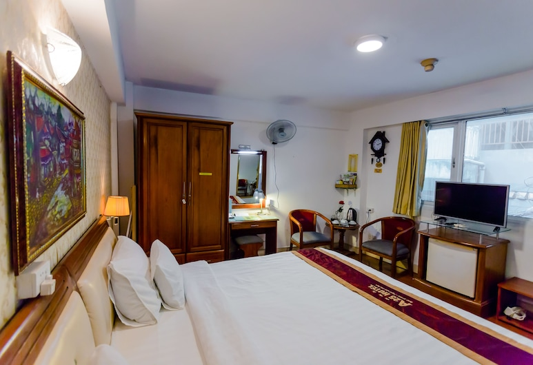 A25 Hotel - Le Lai, Ho Chi Minh City, Superior Double Room, Guest Room