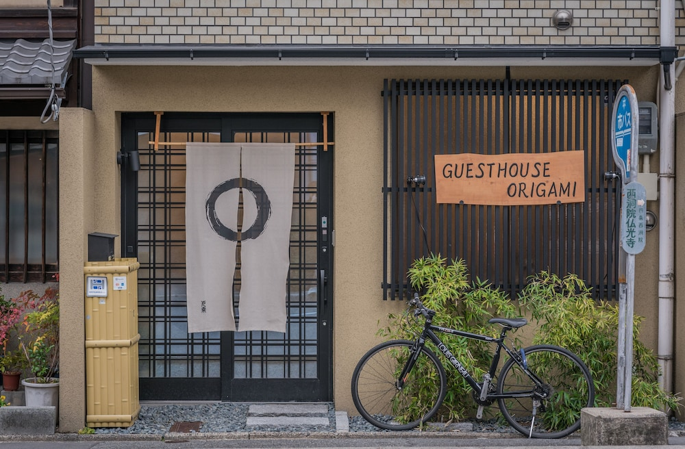 GUESTHOUSE ORIGAMI, Kyoto
