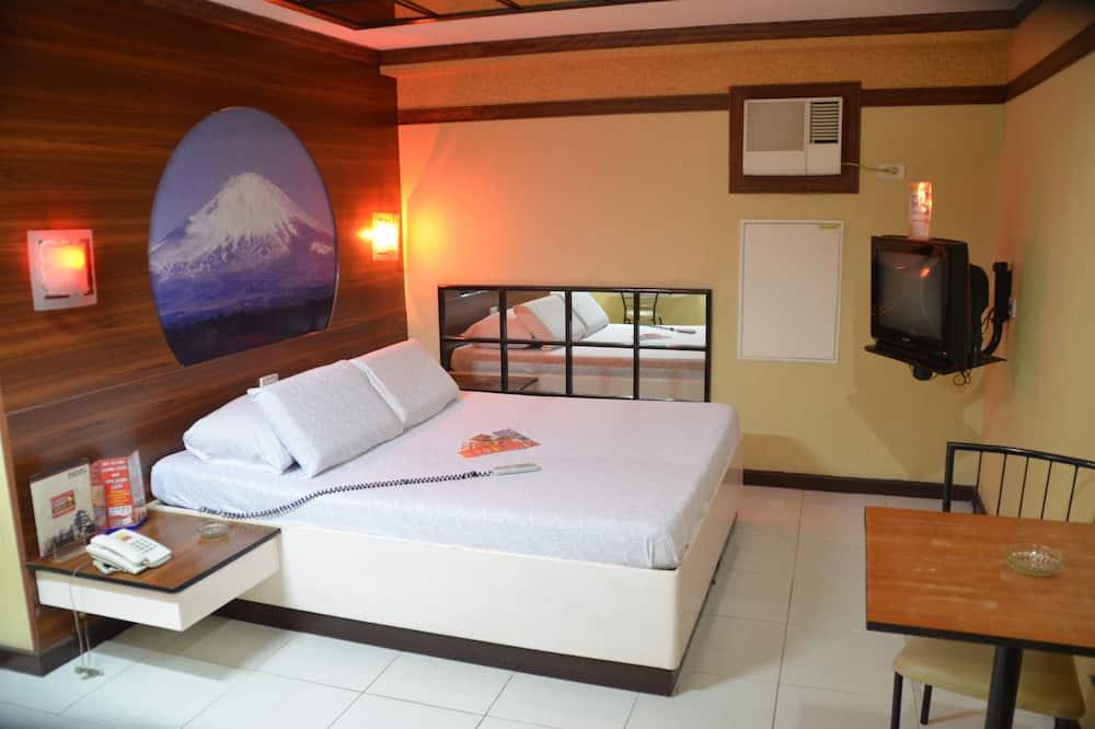 Chambre Exécutive, 1 grand lit - Chambre