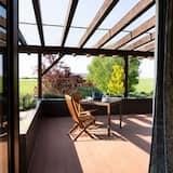 舒適雙人房 - 陽台景觀