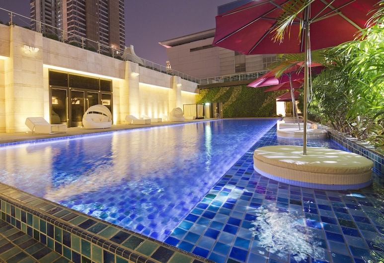 The Lin Hotel, Taichung, Outdoor Pool