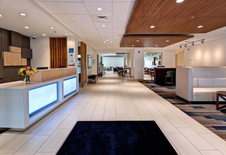 Holiday Inn Express & Suites Manhattan, Manhattan, Lobby
