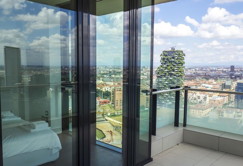 Hemeras Boutique House Aparthotel Duomo, Milan, Luxury Apartment, 3 Bedrooms, City View, Room