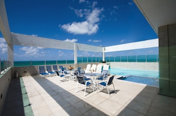Recife bölgesindeki Jangadeiro Hotel e Convenções resmi