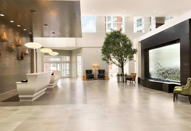 Embassy Suites by Hilton Charlotte Ayrsley, Charlotte, Lobby