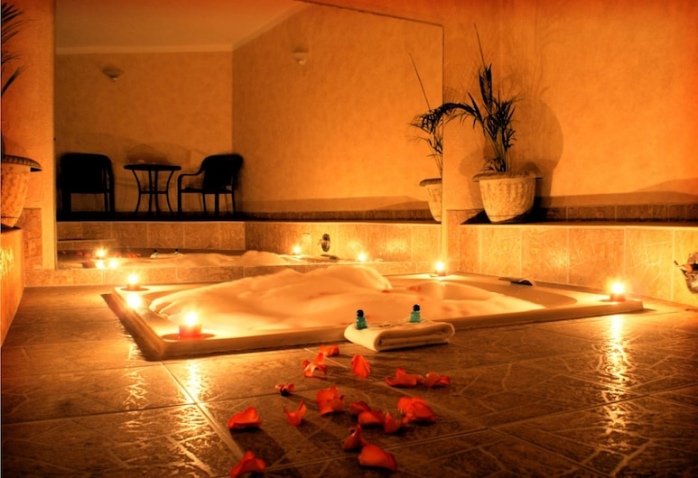 Motel Costa , קנקון, חדר רומנטי זוגי, מיטת קינג, אמבט זרמים, חדר אורחים