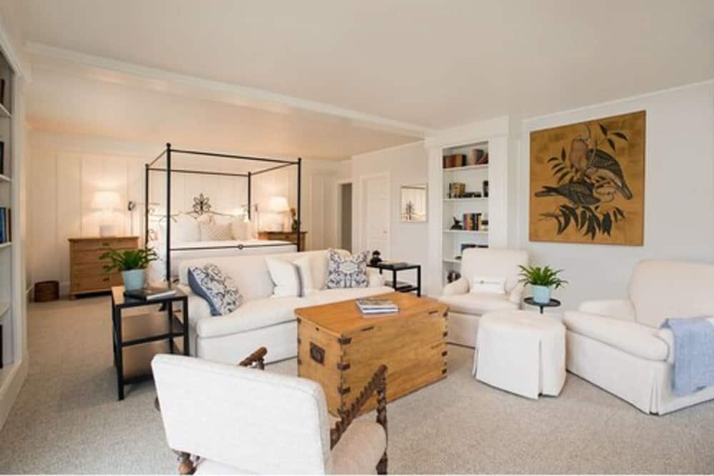 Apartmá (Coatue) - Obývací prostor