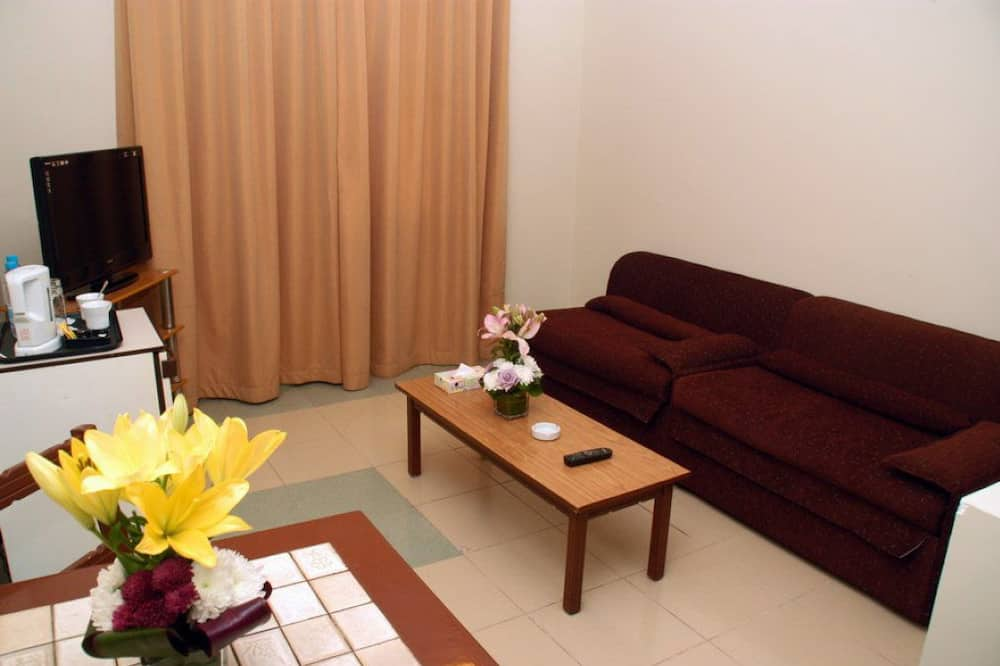 Deluxe-rum - Vardagsrum