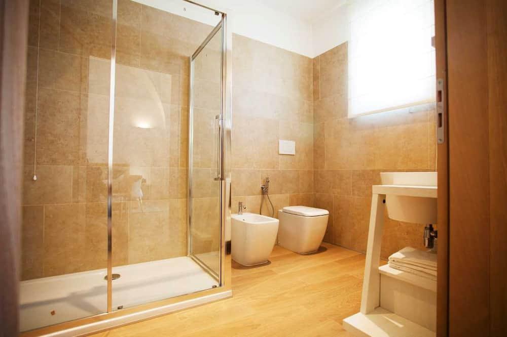 Apartament typu Suite (3 people) - Łazienka