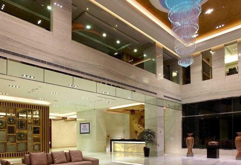 Yuh Tong Hotel, Chiayi Şehri, Lobi