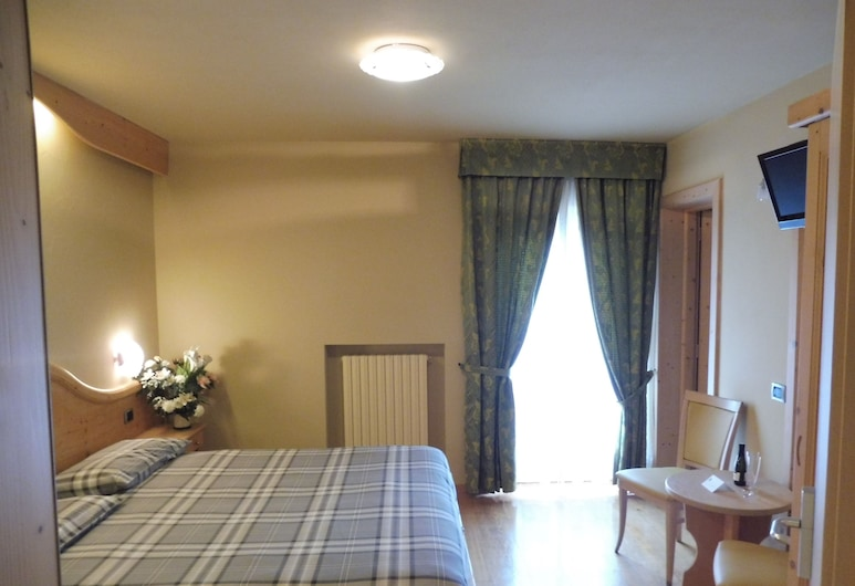 Hotel Valeria , Livigno, Camera Standard con letto matrimoniale o 2 letti singoli, balcone, Camera