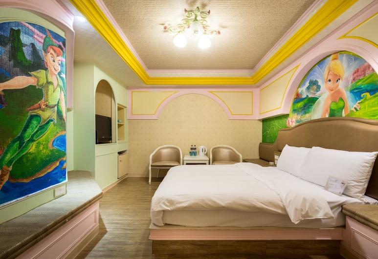 101 Fairy Tale Apartment, Taipei, Standaard tweepersoonskamer, Kamer