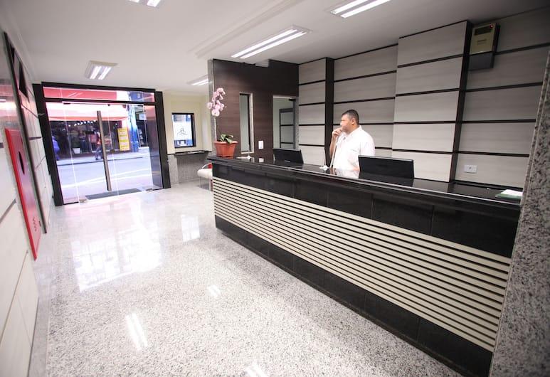 Soneca Plaza Hotel, Sao Paulo, Lobby