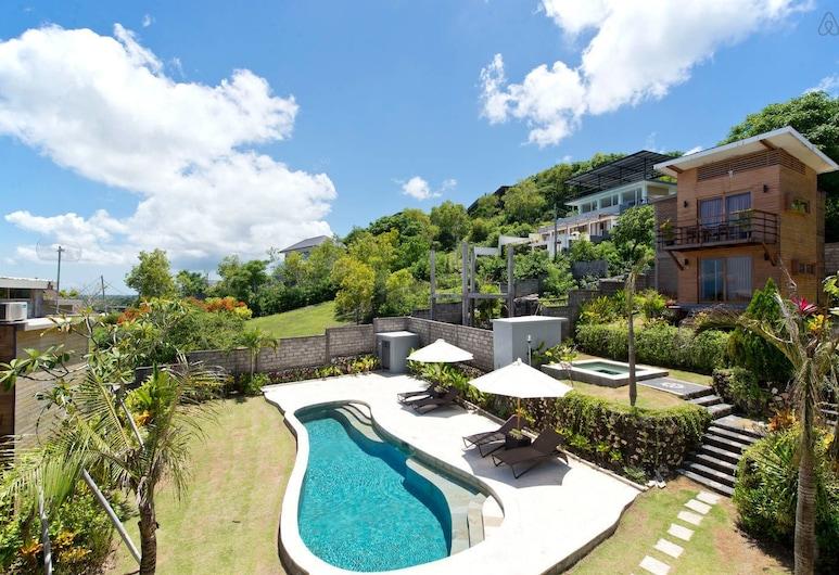 Bali Green Hills, Pecatu, בריכה חיצונית