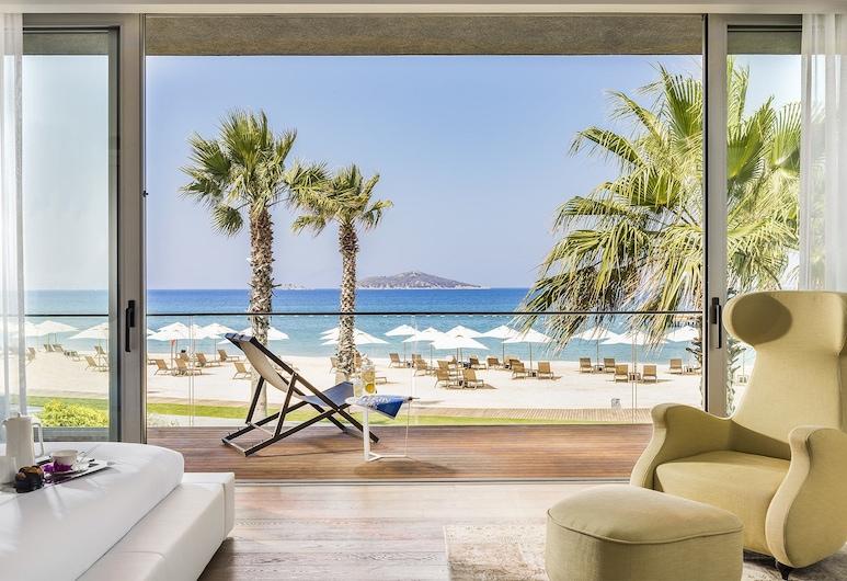Swissotel Resort Bodrum Beach, Bodrum, Villa, 4 Yatak Odası, Sigara İçilmez, Deniz Manzaralı, Oda