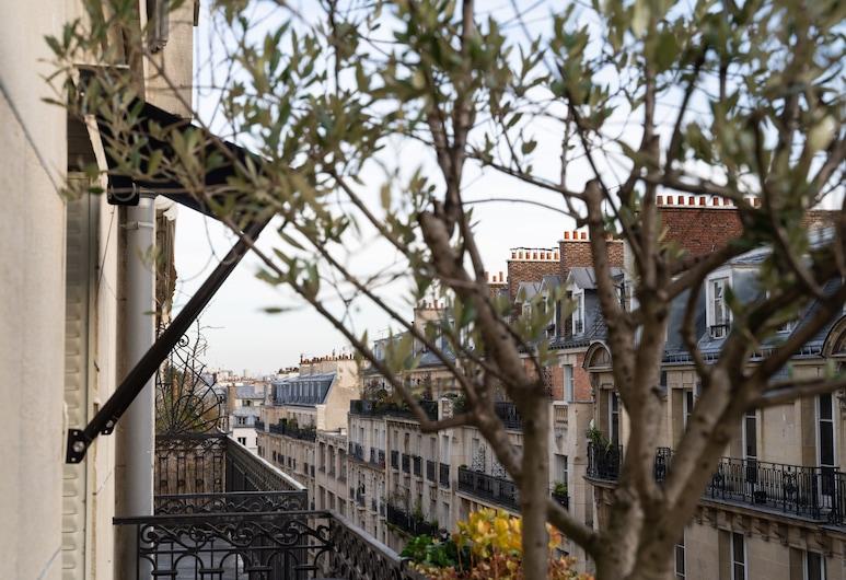 Hotel Bachaumont, Paryż, Pokój dwuosobowy typu Classic, Balkon