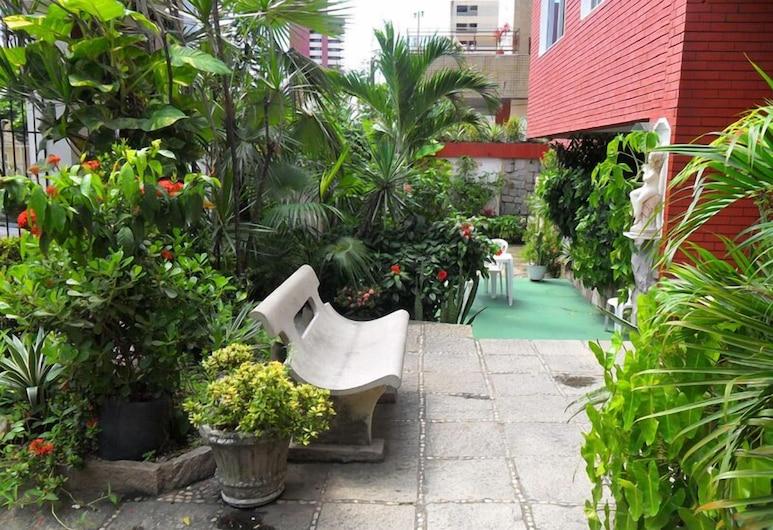 Hotel La Maison, Fortaleza, Κήπος