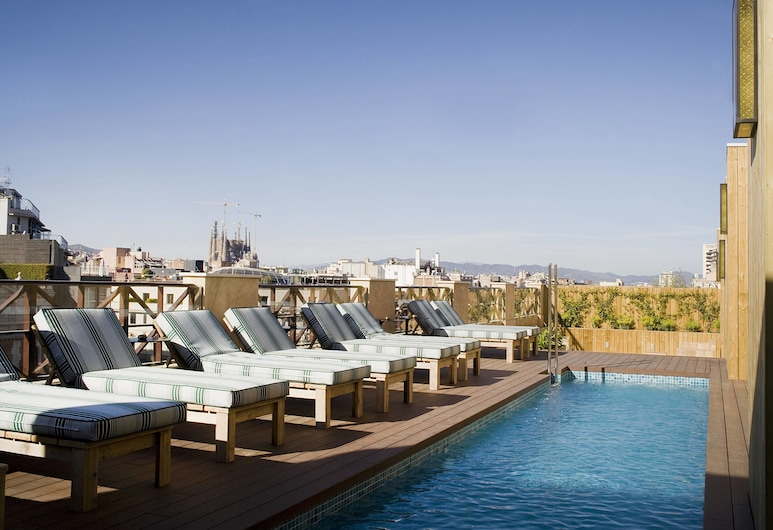 Cotton House Hotel, Autograph Collection, Barcelona, Piscina externa