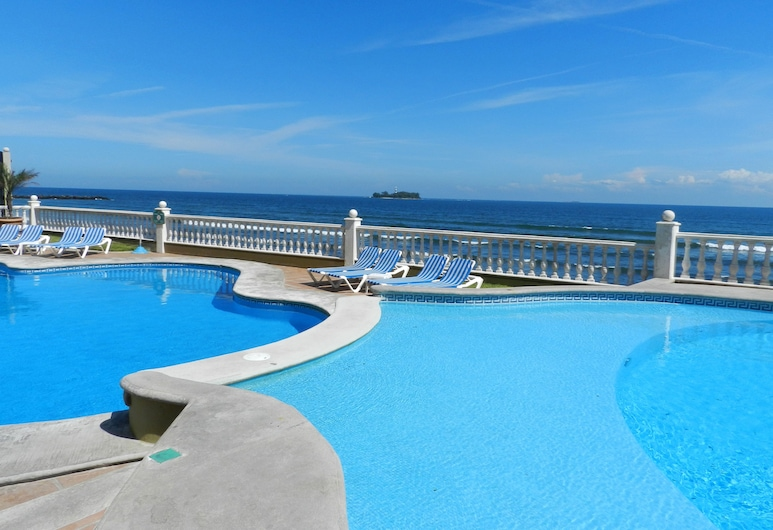 Hotel Villa Florida Veracruz, Boca del Rio, Þaksundlaug