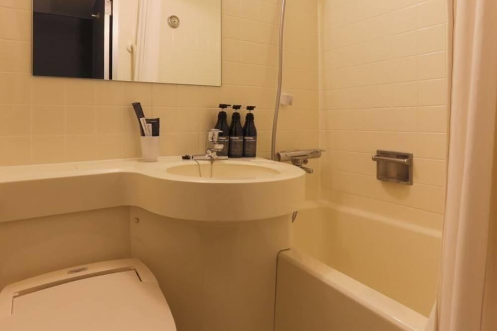 双床房 - 浴室