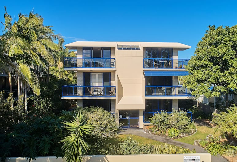 Cape Apartments, Byron Bay