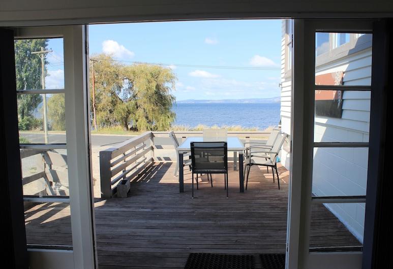 Troutbeck Lodge, Rotorua, Exclusive-Suite, 5Schlafzimmer, Terrasse/Patio