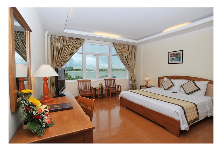 綠竹酒店, 峴港, 豪華客房, 客房