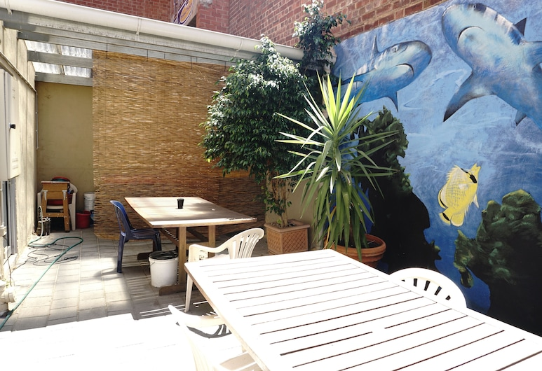 The Guesthouse - Hostel, Adelaide, Terrace/Patio