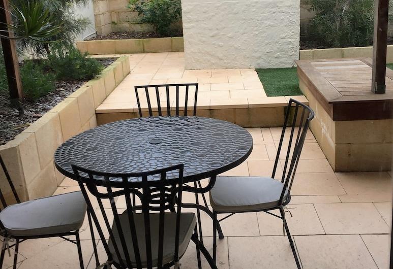 Fremantle Holiday Accommodation, Fremantle, Cottage, Terrasse/Patio