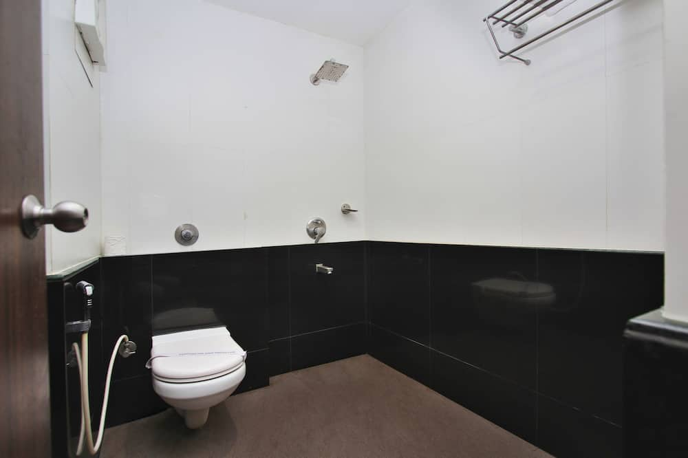 Standard-Doppel- oder -Zweibettzimmer, 1 Doppelbett - Badezimmer