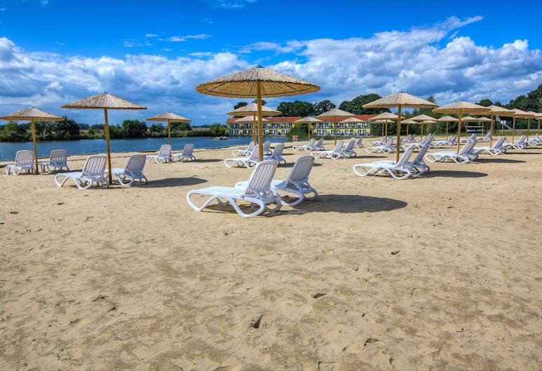 Sport- & Vital-Resort Neuer Hennings Hof, Perleberg, Beach