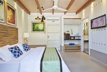 Bilde av Crystal Sands Beach Hotel i Maafushi