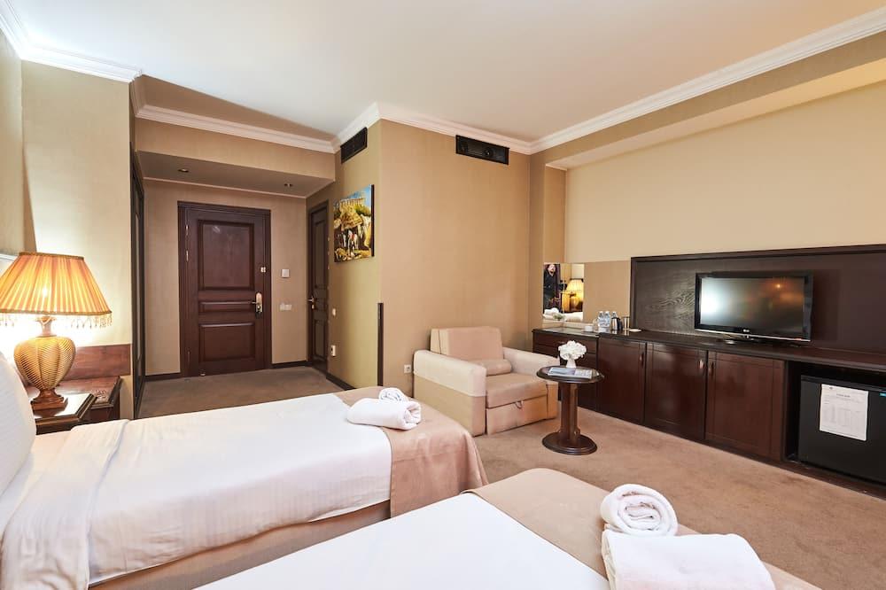 Basic Δίκλινο Δωμάτιο (Double), 1 Υπνοδωμάτιο - Καθιστικό