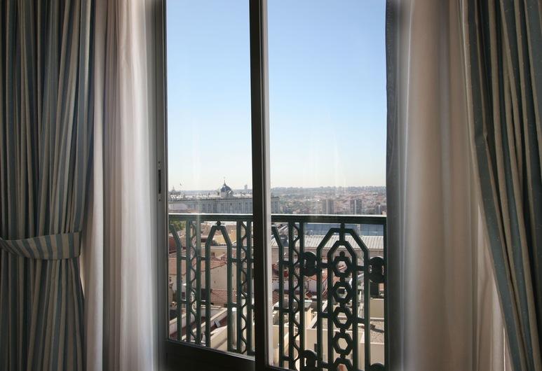 El Rincon de Gran Via, Madride, Paaugstināta komforta divvietīgs numurs, terase, Viesu numura skats