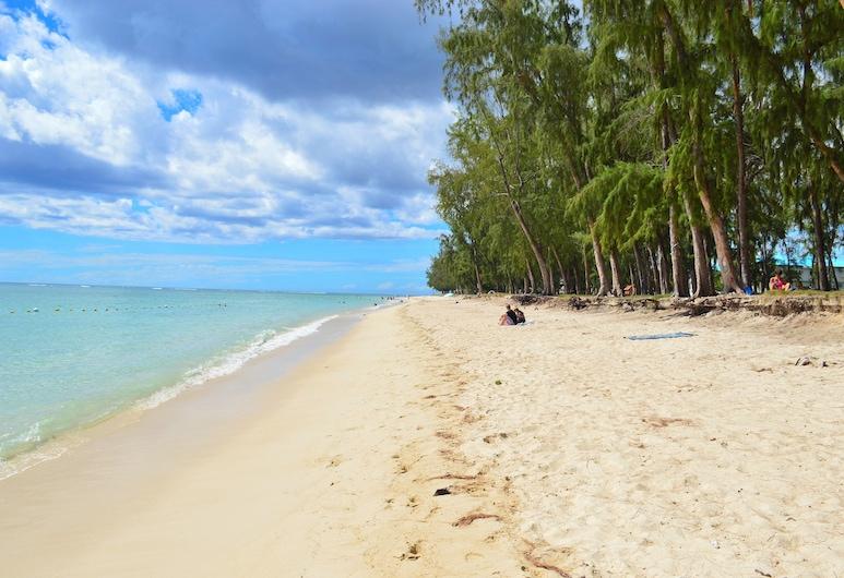 Paradya Beach Apartments, Flic-en-Flac, Playa