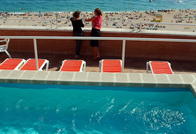 Apartamentos Rosanna, Lloret de Mar, Vonkajší bazén