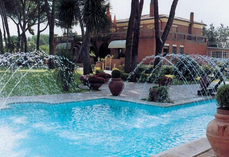 Hotel Il Quadrifoglio, Ρώμη, Συντριβάνι
