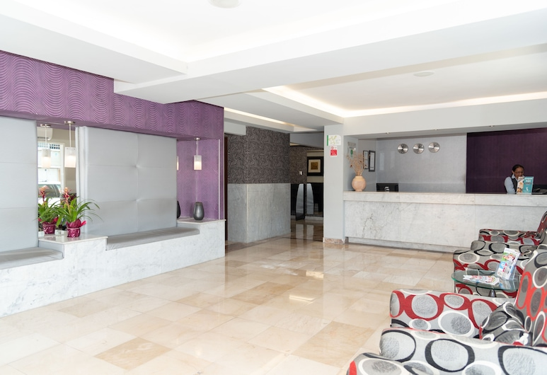 Hotel Impala, Веракруз, Фойє