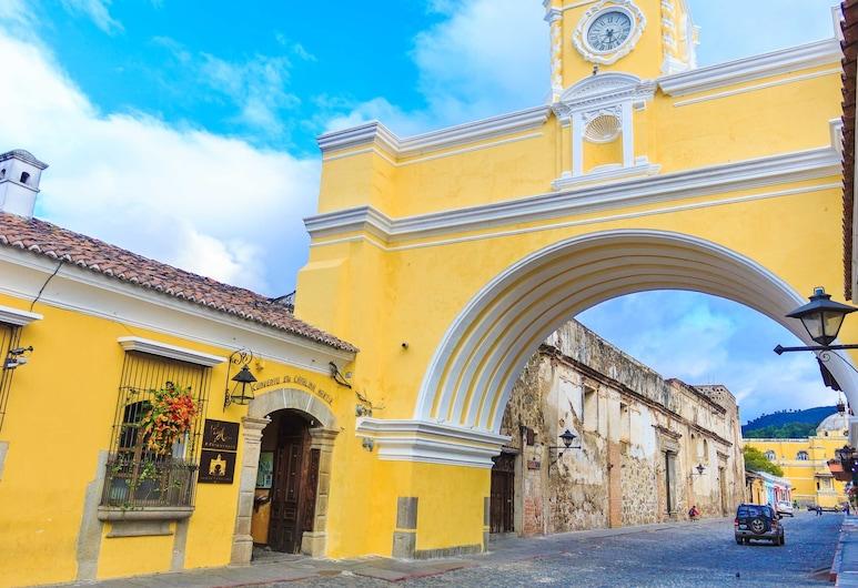 ホテル コンベント サンタ カタリナ, アンティグア グアテマラ