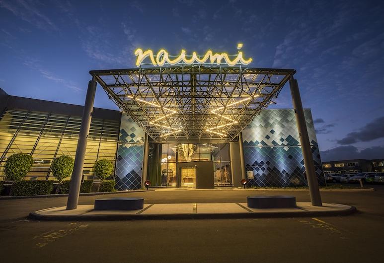 Naumi Auckland Airport, Mangere, Bagian Depan Hotel - Sore/Malam