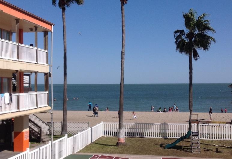 Sea Shell Inn Motel, Corpus Christi, Strand