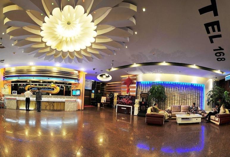 Motel 168 Xiangjiang Road - Qingdao, Qingdao, Lobby
