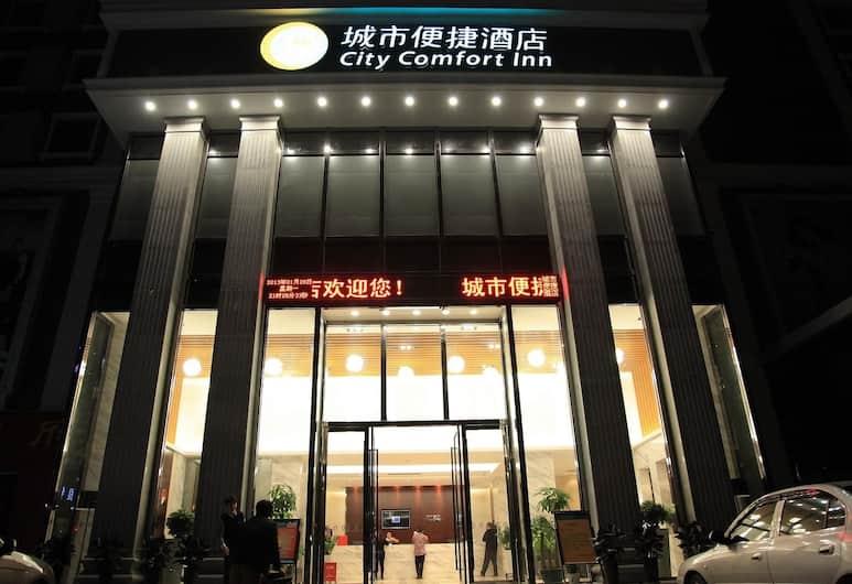 City Comfort Inn Shenzhen Qinghu Subway Station, Shenzhen, Eksterijer