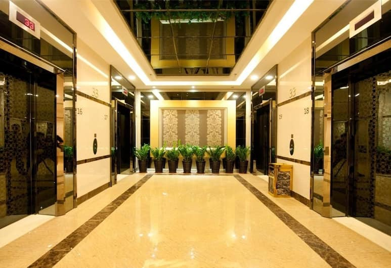 Yi Cheng International Apartment Hotel, Guangzhou, Lobi