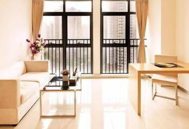 星驛國際酒店公寓 (火車站西灣路店), 廣州, 客房